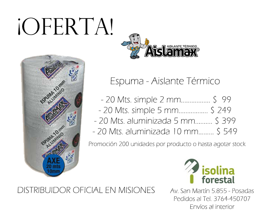 Aislamax