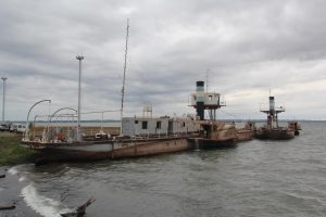 Passalacqua recorrió los ferrys que serán recuperados por decisión de la Provincia