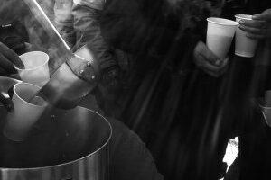 Desarrollo Social afirmó que crece la demanda en los comedores comunitarios