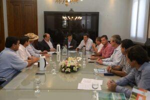 Misiones logró el compromiso de Nación de impulsar el Centro de Transacciones de la yerba mate