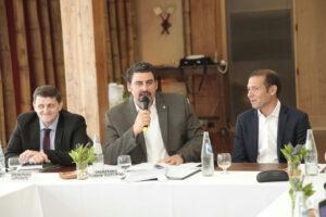 Buscan consenso para una nueva ley de Responsabilidad Fiscal