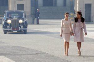 Protocolo y estilo de una Primera Dama