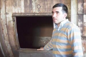 Enzo Zinch fue designado coordinador de la Secretaría de Agricultura Familiar
