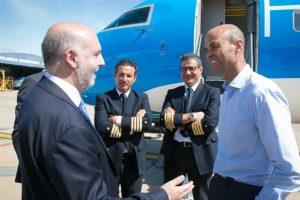 Flyest, la nueva aerolínea que se suma a las cinco low-cost y empezará a volar antes que las demás