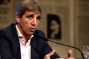 Caputo: «Argentina crecerá 3 y 4% en 2017 por primera vez en cinco años»