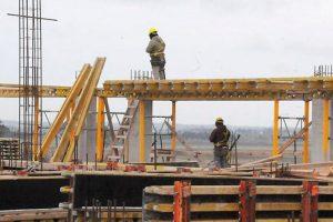 La venta de materiales para la construcción cayó 6,7% en febrero