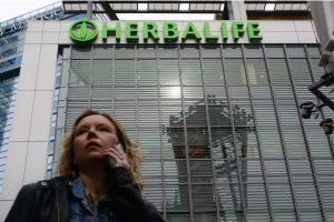 Una excepción: en Herbalife el 56% los cargos gerenciales son ocupados por mujeres