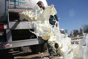 Argentina está cerca de importar leche