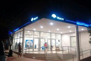 El Banco Macro traslada su sucursal en San Vicente