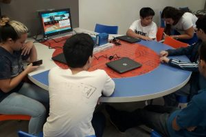 Escuela de Robótica se suma a las actividades conmemorativas de un lenguaje de programación