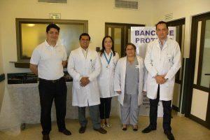 Con una inversión de 20 millones de pesos la provincia inauguró el Banco de Prótesis