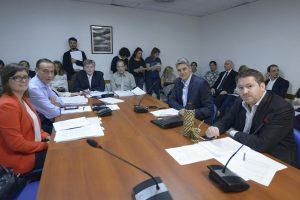 Diputados comenzó debate sobre transparencia y control de la obra pública