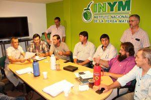 Yerba: la comisión de control se reunirá el lunes con el presidente del INYM