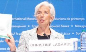 Lagarde: «Se que en la Argentina hay muchas personas por debajo del umbral de pobreza, necesitan ser cuidados»