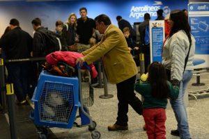 El transporte de pasajeros de cabotaje creció 5% interanual en 2016