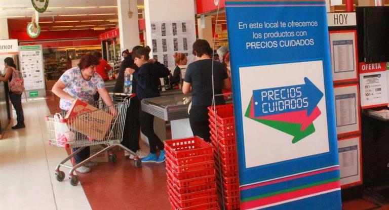 El Gobierno renovó el programa Precios Cuidados con subas de entre 5 y 10%