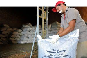 Crecen exportaciones de té y yerba en la primera mitad del año
