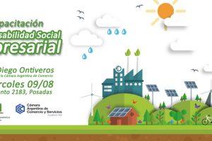 "Dictarán en la CEM taller de ""Responsabilidad Social Empresaria"""