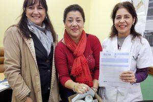 Fundación OSDE con la B'nai B'rith Argentina realizaron una nueva donación de Medicamentos
