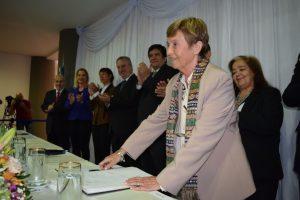 Liliana Picazo asumió como ministra del Superior Tribunal de Justicia
