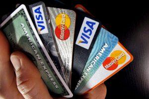 Peligro: tarjetas de créditos