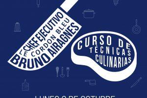 Curso de técnicas culinarias Le Cordon Bleu en la UGD