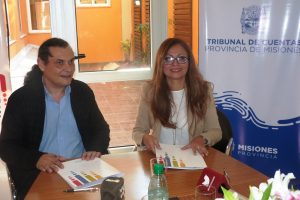 Avanza el proceso de conectividad e informatización del Tribunal de Cuentas