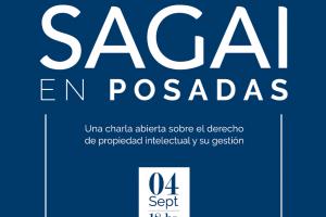 El lunes SAGAI brindará una charla abierta sobre derechos intelectuales e industrias culturales