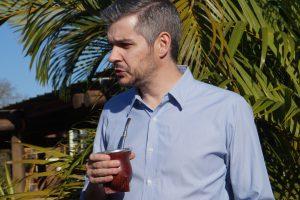 Marcos Peña eligió la tranquilidad de la selva misionera para descansar pos PASO