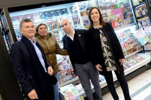 Macri aumenta subsidios a los colectivos en el GBA para blindar a Vidal y Larreta