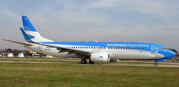 En vacaciones de invierno, Aerolíneas tendrá 50 vuelos semanales a las Cataratas del Iguazú