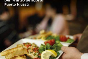 Comienza la Semana Gastronómica en Puerto Iguazú