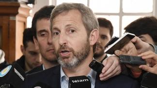 Frigerio dice que no es para tanto: «Nuestra estimación es que los fondos van a caer menos de lo que dicen las provincias»