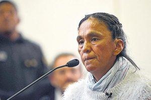 El juez Pullen Llermanos inspecciona de vuelta la propiedad donde Milagro Sala seguiría detenida