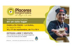Comenzó la tercera edición de Placeres Regionales