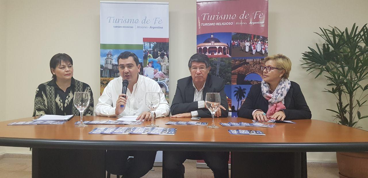 Este jueves se realizará el Encuentro Provincial de Turismo Religioso