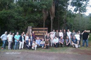 Misiones fue sede del Encuentro del Sistema Federal de Áreas Protegidas