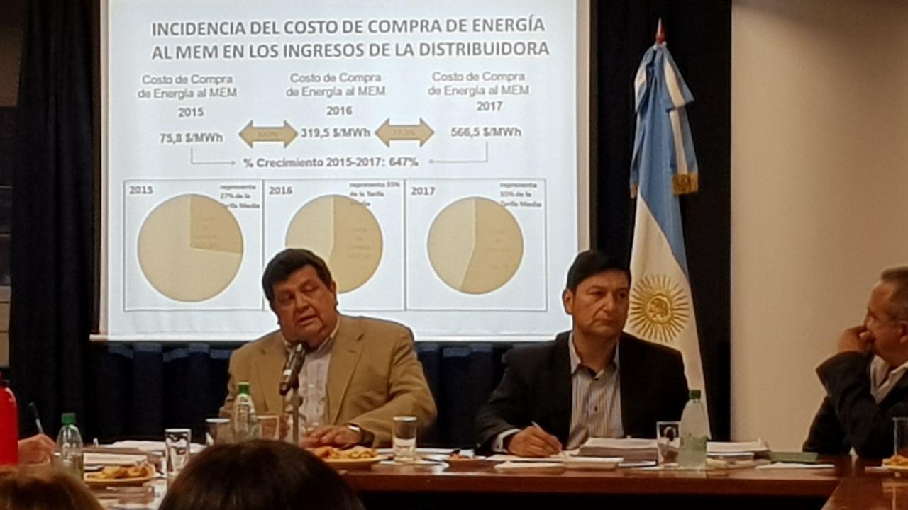 El costo de compra de energía de Emsa a Cammesa aumentó 566 por ciento en año y medio