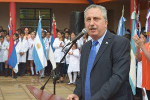 Passalacqua anunció que el miércoles 21 la Provincia adelantará el pago del FONID
