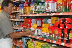 La yerba está entre los diez productos que más aumentaron en las góndolas