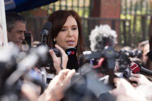 Cristina Kirchner ratificó que se presentará mañana en Comodoro Py