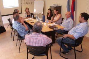 RENATRE Misiones organizó una nueva reunión de la Mesa Cuatripartita Regional