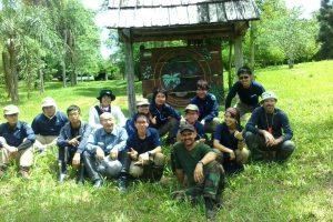 Misiones fue elegida como lugar de experiencia para estudiantes japoneses