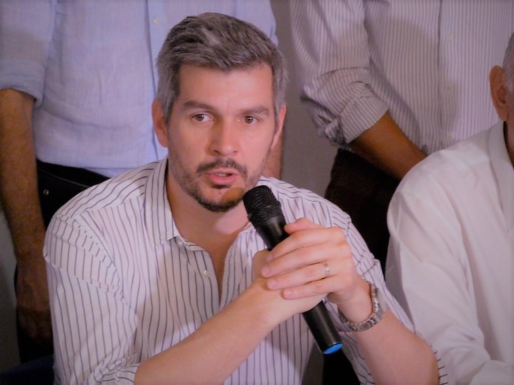 """Fondo del Conurbano: """"Tenemos que aprender a respetar la Ley"""", afirmó Marcos Peña"""