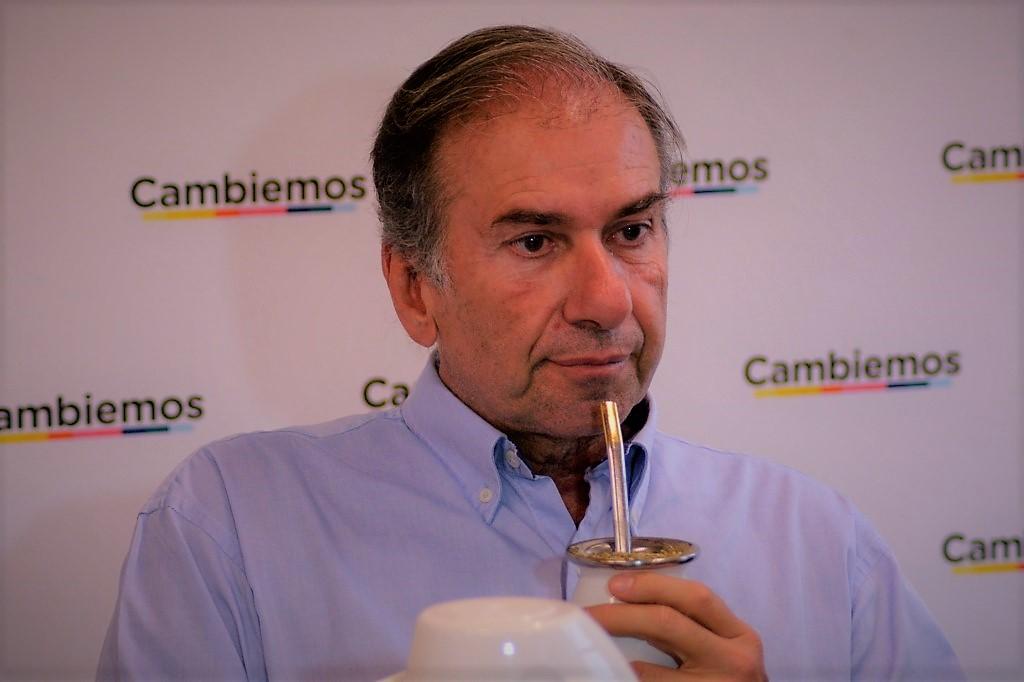 """Para Schiavoni, Cambiemos """"va a ganar provincias en 2019 que hoy son peronistas"""""""