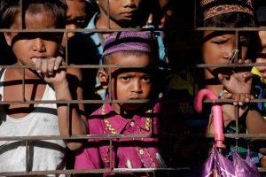 La terrible vida en Myanmar