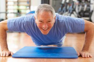 Nutrición: clave para un envejecimiento saludable