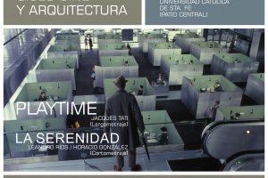 Cine y Arquitectura en la Universidad Católica de Santa Fe