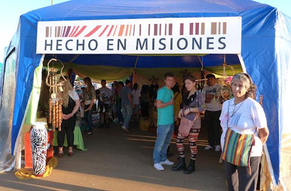 Hecho en Misiones en Posadas: esperan que las ventas alcancen el millón de pesos