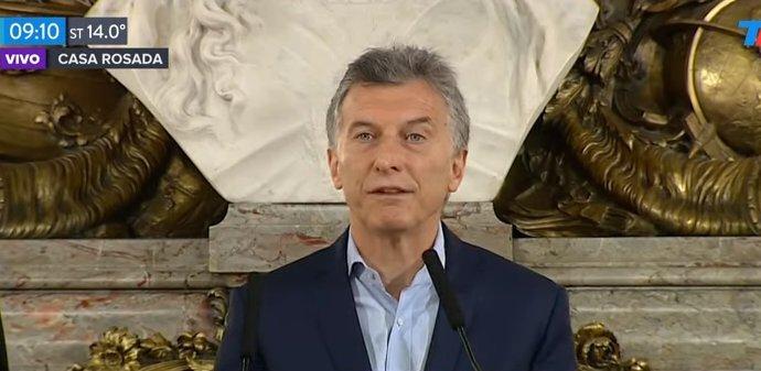 """Macri pidió a los gobernadores """"honestidad"""" y """"rigor técnico"""" y quiere firmar el pacto fiscal el jueves"""